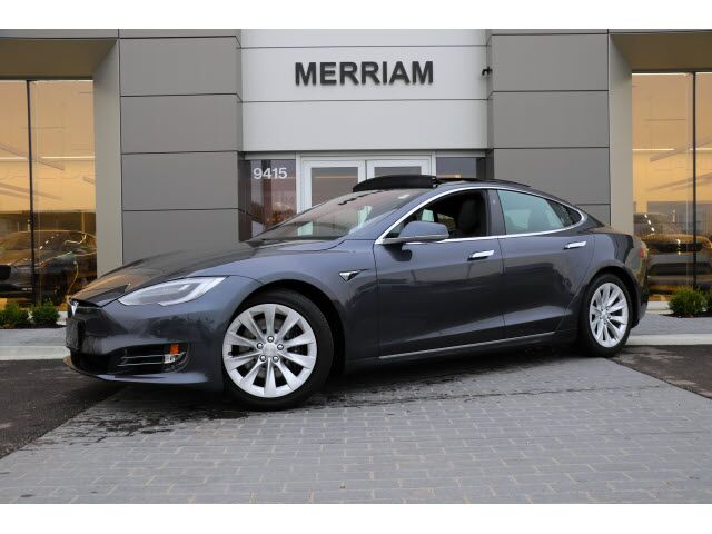Tesla Model S 75d >> 2018 Tesla Model S 75d Merriam Ks 29391063