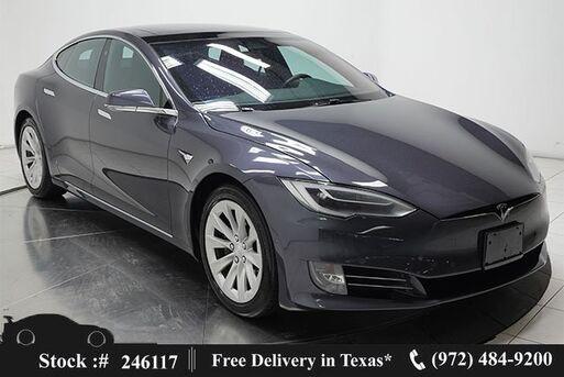 2018_Tesla_Model S_75D NAV,CAM,PANO,HTD STS,PARK ASST,BLIND SPOT_ Plano TX