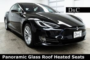 2018_Tesla_Model S_75D Panoramic Glass Roof Heated Seats_ Portland OR