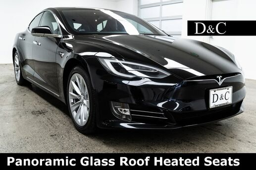 2018 Tesla Model S 75D Panoramic Glass Roof Heated Seats Portland OR