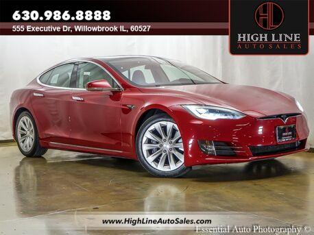 2018_Tesla_Model S_75D_ Willowbrook IL