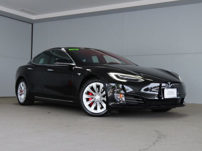 2018 Tesla Model S P100D Merriam KS