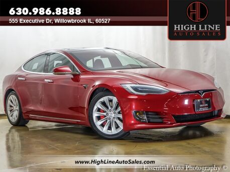 2018_Tesla_Model S_P100D_ Willowbrook IL