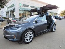 2018_Tesla_Model X_100D AUTO PILOT , NAV, 4.7s 0-60, ACTIVE AIR SUSPENSION_ Plano TX