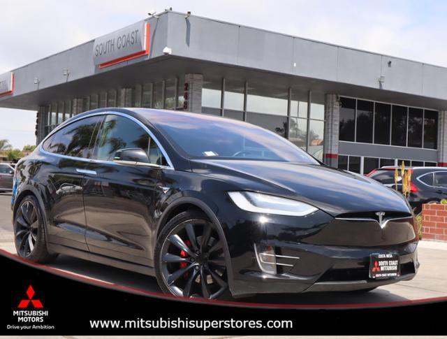 2018 Tesla Model X 100D Cerritos CA