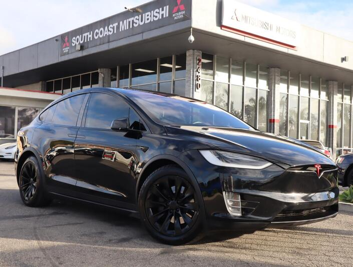 2018 Tesla Model X 100D Costa Mesa CA