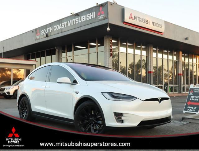 2018 Tesla Model X 100D Enhanced Autopilot Costa Mesa CA