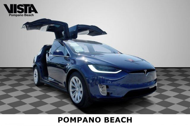 2018 Tesla Model X 100D Pompano Beach FL