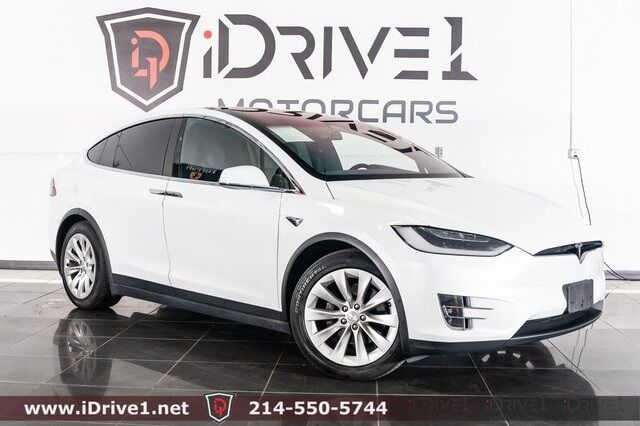2018 Tesla Model X 75D Carrollton TX
