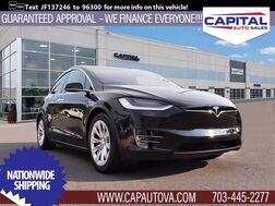 2018_Tesla_Model X_75D_ Chantilly VA