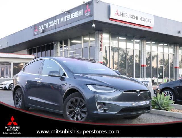 2018 Tesla Model X 75D Costa Mesa CA