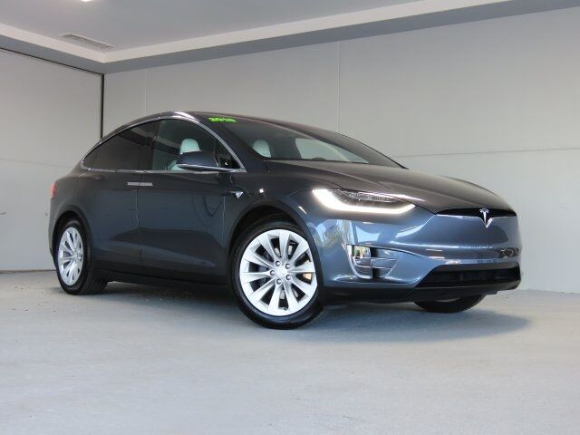 Pre Owned Tesla >> 2018 Tesla Model X 75d