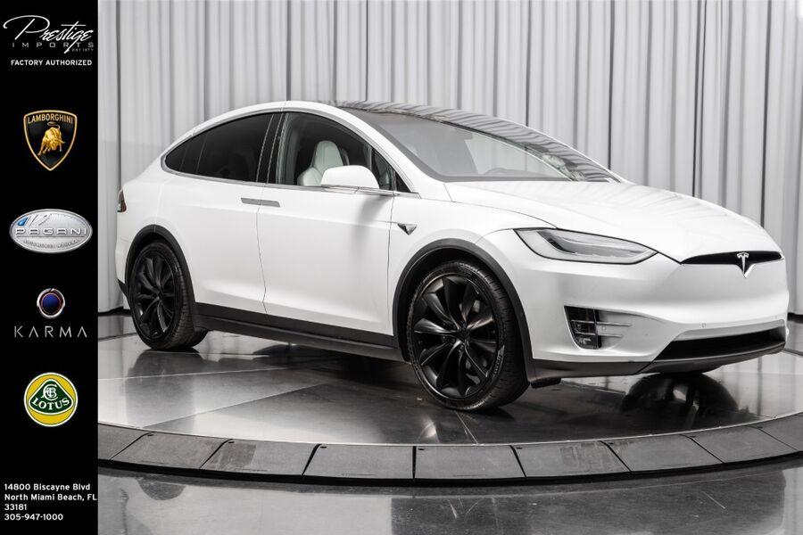 2018 Tesla Model X 75D North Miami Beach FL