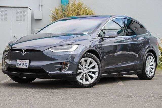2018 Tesla Model X 75D Redwood City CA
