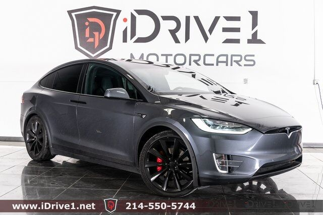 2018 Tesla Model X P100D Carrollton TX
