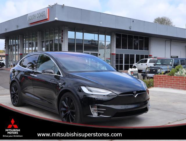 2018 Tesla Model X P100D Costa Mesa CA