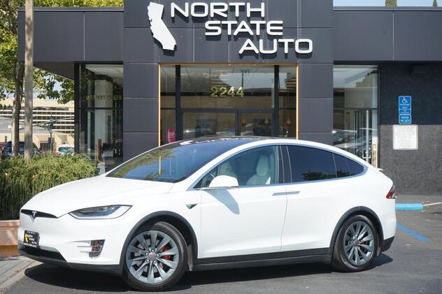 2018_Tesla_Model X_P100D_ Walnut Creek CA