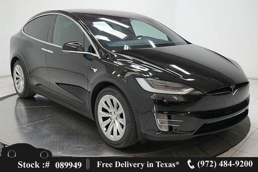 2018_Tesla_Model X_P75D NAV,CAM,PANO,HTD STS,PARK ASST,20IN WLS_ Plano TX