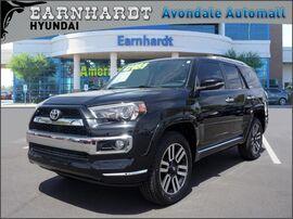 2018_Toyota_4Runner_4d SUV 4WD Limited_ Phoenix AZ