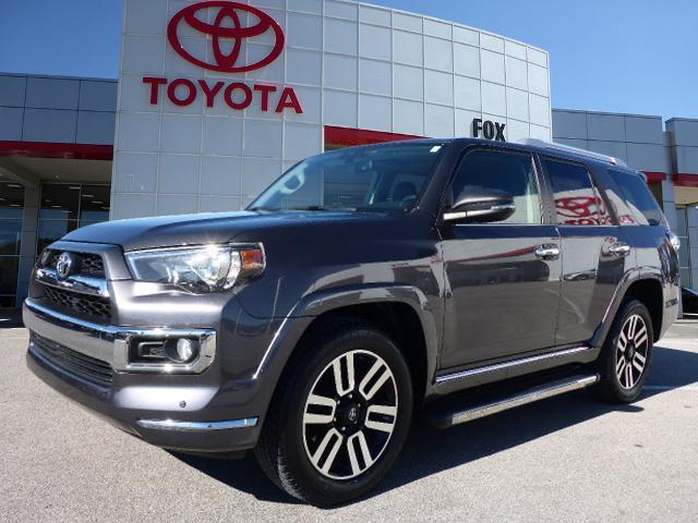2018 Toyota 4Runner LIMITED Clinton TN