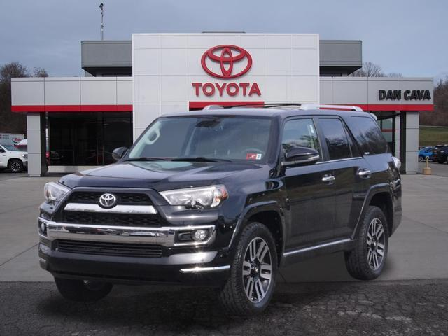 2018 Toyota 4Runner LIMITED Whitehall WV