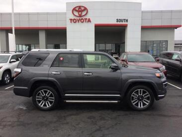 2018 Toyota 4Runner Limited - 4WD