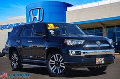 2018_Toyota_4Runner_Limited_ Wichita Falls TX
