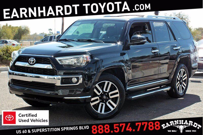 2018 Toyota 4Runner Limited 4WD *1-OWNER!*