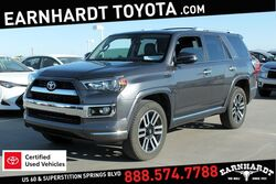 Toyota 4Runner Limited 4WD *1-OWNER!* 2018