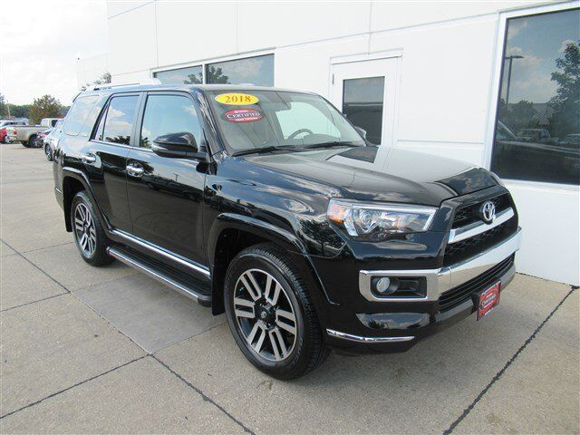 2018 Toyota 4Runner Limited 4WD Moline IL