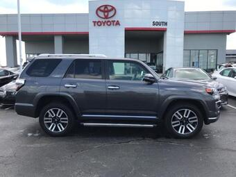 2018_Toyota_4Runner_Limited 4WD_ Richmond KY