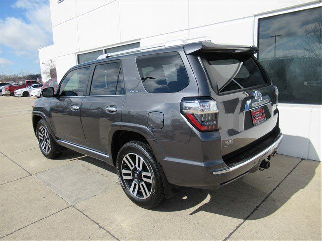2018 Toyota 4Runner Limited 4X4 Moline IL