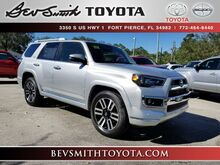 2018_Toyota_4Runner_Limited 4x2_ Fort Pierce FL