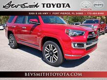 2018_Toyota_4Runner_Limited 4x4_ Fort Pierce FL
