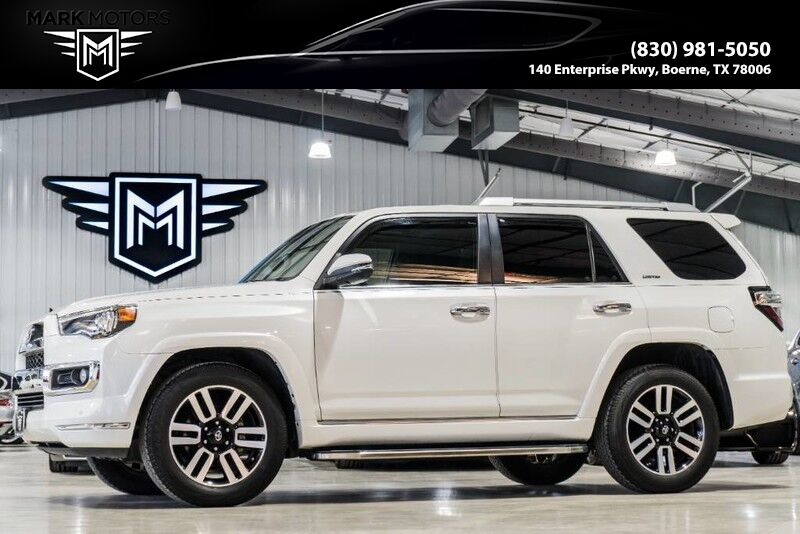 2018_Toyota_4Runner_Limited_ Boerne TX