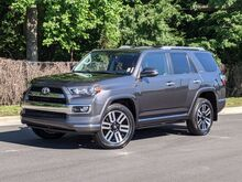 2018_Toyota_4Runner_Limited_ Cary NC