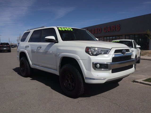 2018 Toyota 4Runner Limited Grand Junction CO