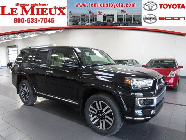 2018 Toyota 4Runner Limited Green Bay WI