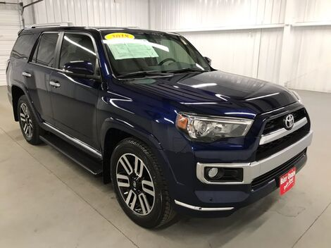 2018_Toyota_4Runner_Limited_ Harlingen TX