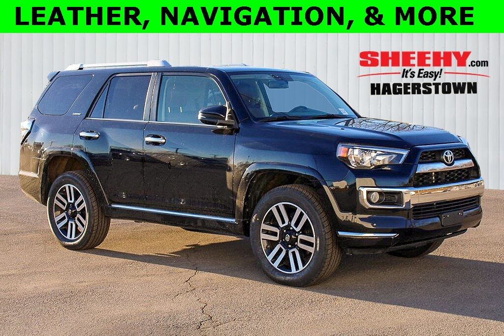 2018 Toyota 4Runner Limited Hagerstown MD