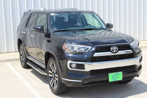 2018_Toyota_4Runner_Limited_ Longview TX