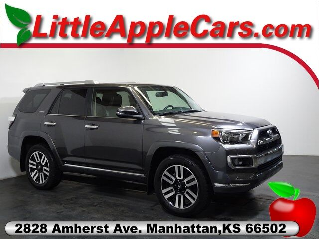 2018 Toyota 4Runner Limited Manhattan KS
