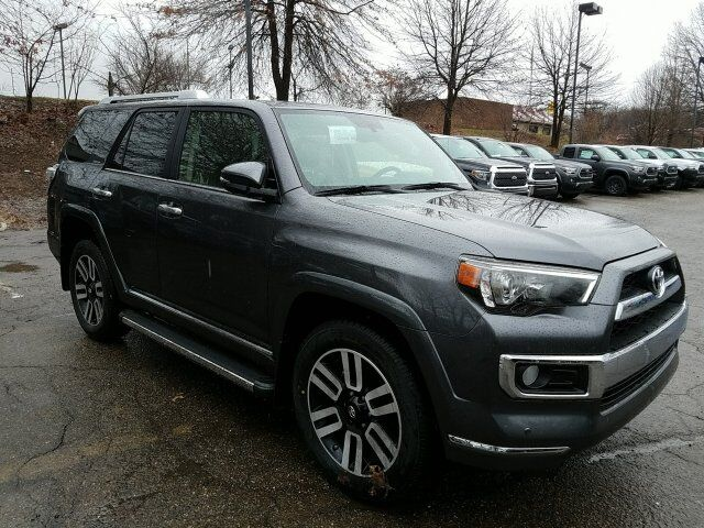 2018 Toyota 4Runner Limited Cranberry Twp PA