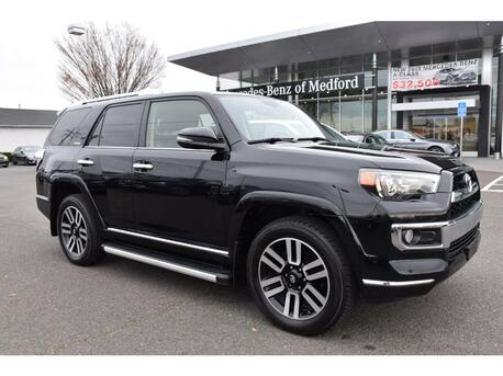 2018_Toyota_4Runner_Limited_ Medford OR