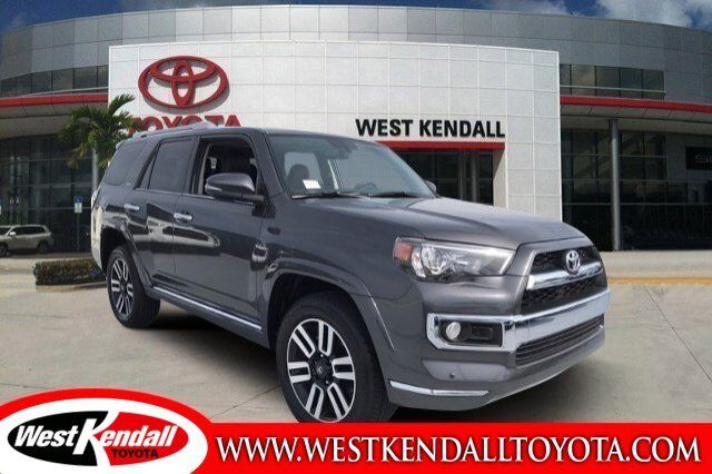 2018_Toyota_4Runner_Limited_ Miami FL