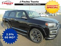 Toyota 4Runner Limited Model Year Closeout! 2018