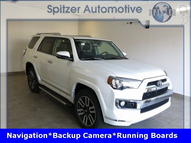 2018 Toyota 4Runner Limited Monroeville PA