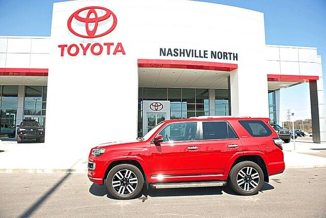 2018 Toyota 4Runner Limited Nashville TN