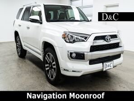 2018_Toyota_4Runner_Limited Navigation Moonroof_ Portland OR
