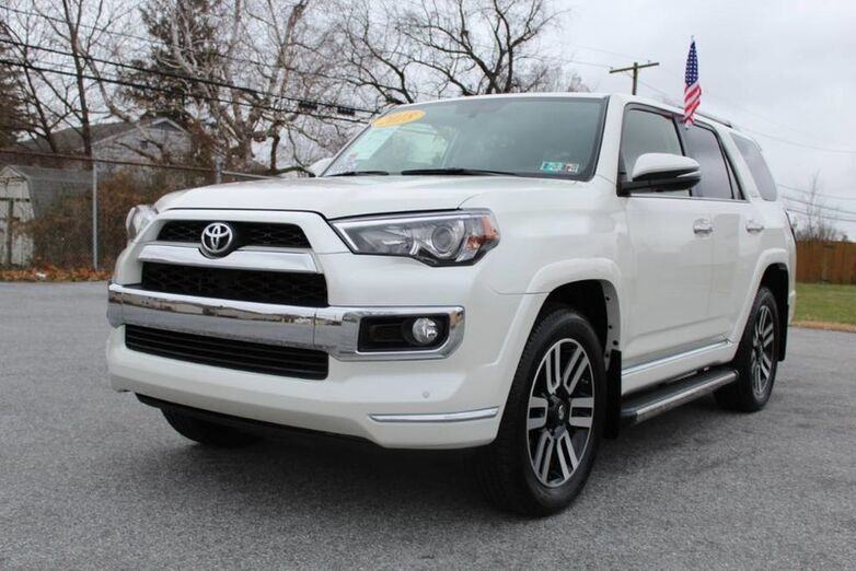 2018 Toyota 4Runner Limited New Castle DE